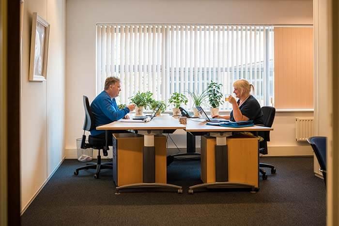 Hofman & Van der Hoek Administratie en Belastingadvies - Over ons