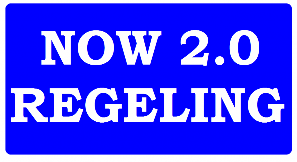 NOW 2.0 REGELILNG